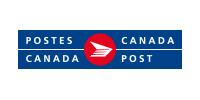 Logo de Postes Canada