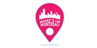 Logo de What's up Montréal